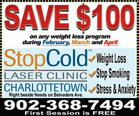 One FREE Weight Loss Treatment!
