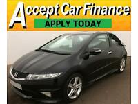 Honda Civic 1.8i-VTEC 2009MY Type S GT