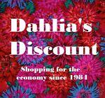 Dahlia's Discount
