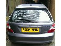 Honda civic 1.6 spares repairs starts and drives bargain quick sale