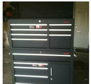 "42"" Black Torin tool boxes"
