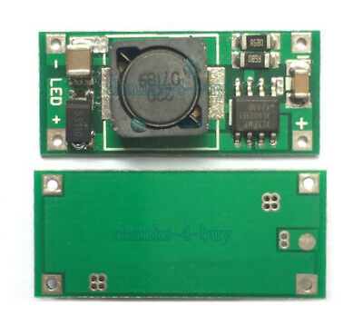 Dc3.7v Lithium Ion Battery Step Up Constant Current Led Driver 18650 Boost Board