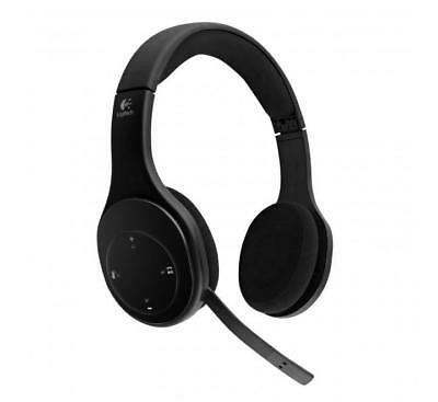 N Logitech H800 Wireless Headset for PC, Tablets, Smartphones 981-000337