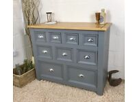 🌟NEW🌟-Solid Pine Merchants Chest-🌟£249🌟-Any Colour Available.