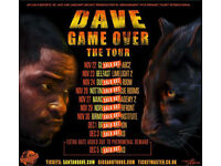 1x dave ticket for Norwich