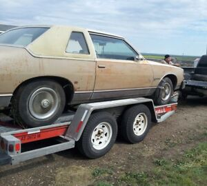 PROJECT CAR OR DERBY CAR FOR SALE