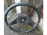 Vauxhall steering wheel *ONO*