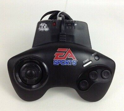 EA Sports NFL Football Plug and Play TV Games 2-in-1 with Batteries Tested - 2in 1 Plug In Game