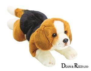 Yomiko Classics Large 36cm Beagle Dog Soft Toy by Suki (Plush/Beanie)