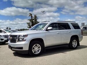 2015 Chevrolet Tahoe LT 4WD 8 Passenger Option *Heated Leather*