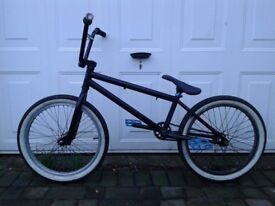 Verde BMX (with custom parts) *REDUCED TO SELL*