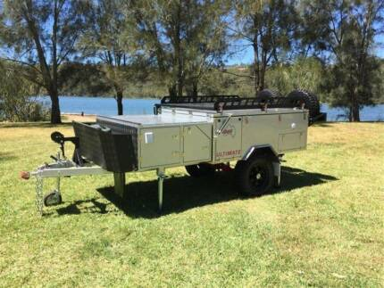 2017 Forward Fold Camper Trailer Off Road 4x4 Marks Point Lake Macquarie Area Preview