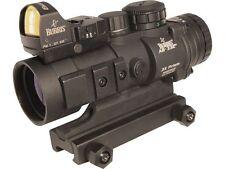New 2016 Burris AR-332 3X Tactical Sight Kit Ballistic CQ W/ Fastfire II 300222