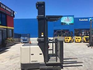 CROWN STOCK PICKER FORKLIFT Bowen Hills Brisbane North East Preview
