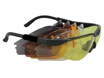 Radians Interchangeable Lens Kit- shooting glasses clay pigeon