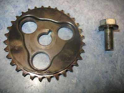 CAMSHAFT TIMING CHAIN GEAR YAMAHA XT250 1980