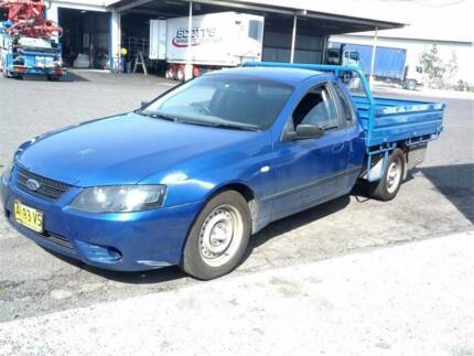 2007 Ford Falcon Ute Hebersham Blacktown Area Preview