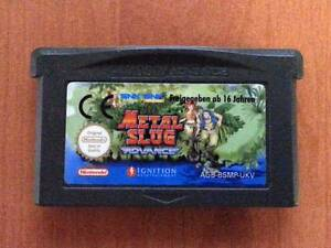 GBA - Metal Slug Advance Inglewood Stirling Area Preview