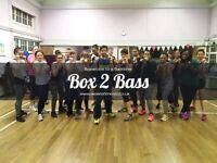 Box 2 Bass - Boxercise to a Bassline - 6 week Beginners Classes