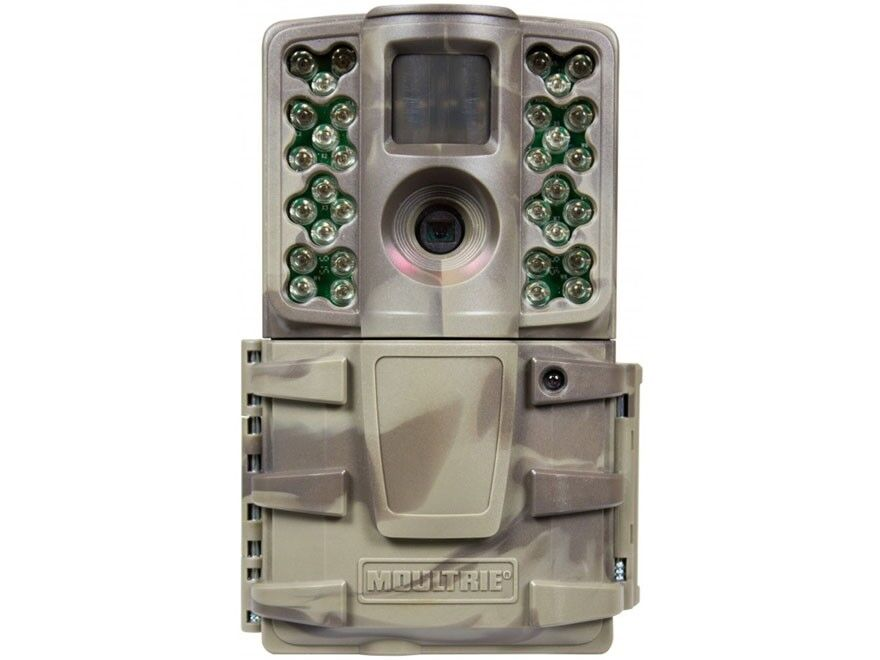 Moultrie Feeders A-20I 12Mp Invisible Leds Camera Smokescree