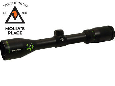 Bushnell 753960BX, Trophy Bone Collector 3-9x40 Multi-X Matte Clam Pack NEW