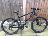 *RARE* B-TWIN Rockrider 520 2016 Edition Matte Black Fully Working