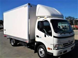 Hino Pantech auto like New with RWC Craigieburn Hume Area Preview
