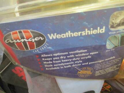 Weather Shields and Headlight Protectors