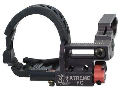 New Trophy Taker X-Treme FC Pro Fall Away Arrow Rest RH Black Model# 3100