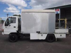 Service truck body Capalaba Brisbane South East Preview