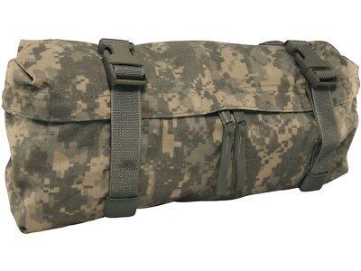 MOLLE II Waist Pack, Army Digital ACU Camo Genuine Military Hip Butt/Fanny Pouch