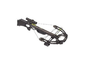 New-2013-Barnett-Ghost-410-CRT-Crossbow-Package-w-3x32-Scope-Quiver-Arrows
