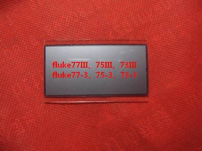 1pc Display Screen Of Fluke 73-3 75-3 77-3 75iii 77iii Digital Multimeter