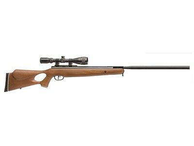 CROSMAN Benjamin Trail NP XL Nitro Piston Air Rifle Pellet Hardwood BT1500WNP