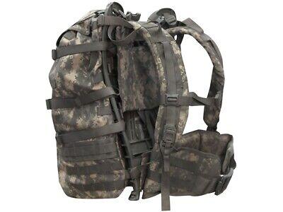 U.S. Military MOLLE II ACU Digital Large Rucksack Field Pack  Backpack