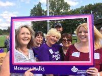 Ayrshire Memory Walk - Alzheimer Scotland
