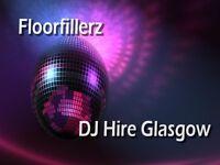Floorfillerz - Professional DJ Hire and Glasgow Mobile Disco -Birthday,Wedding,Christmas,Corporate.