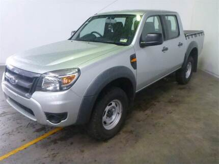 2010 FORD RANGER DUAL CAB ,HIGHRIDER AUTOMATIC,3.0 TURBO DIESEL Rochedale South Brisbane South East Preview