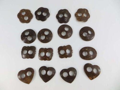 30 Pieces Wholesale Coconut Sarong Buckle Scarf Wrap Clip...