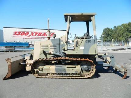 Dozer for hire Caterpillar D3C Woodside Wellington Area Preview