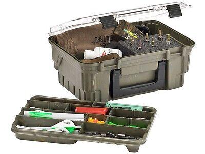 New Plano Archery Box Camo Hardshell Accessory Case w/ See Through Lid 134851
