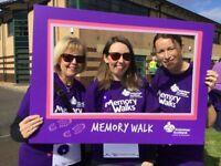 Forth Valley Memory Walk - Alzheimer Scotland