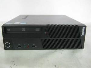LENOVO THINKCENTRE 2ND Generation i3 PC 3.3GZ WI FI HDMI FROM$125 Mortdale Hurstville Area Preview