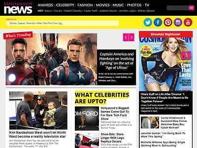 Autopilot Celebrityentertainment News Website