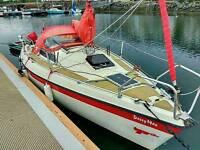 Etap 22i trailer sailer