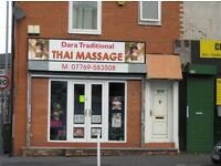 Traditional Massage Therapy