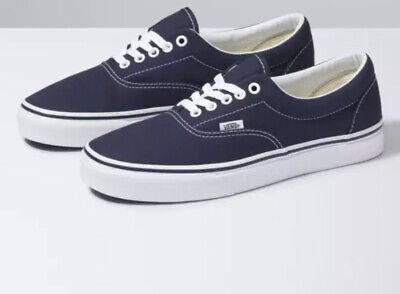 Vans Authentic Era Navy Blue Size 11.5