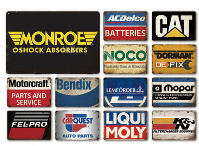 Open Road Brand Signs Garage Metal Signs Garage Signs Banners Car Parts Signs