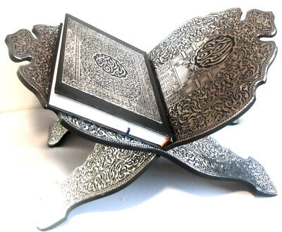XXL Große Quran Halter Ständer + Koran Arabisch *Islam Allah Hijab Muslim Abaya*