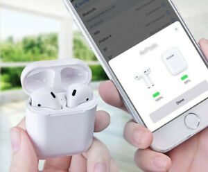 BRAND NEW i100 TWS AIRPODS BLUETOOTH V5.0 TOUCH CONTROL LISTEN M
